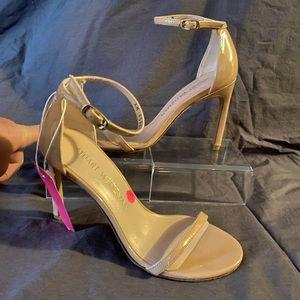 Stuart Weitzman Nudisong Sandals   4.5